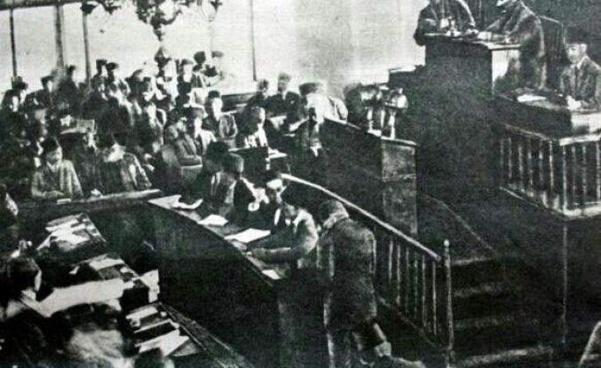 28 Temmuz: Meclis Gümrük Vergisini Beş Misli Artırdı