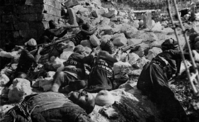 29 Temmuz: Antep'te Fransızlara Karşı Genel Bir Saldırıya Geçildi
