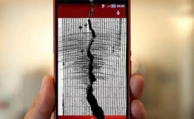 Akılı Telefonlar Depremi Ölçebilecek