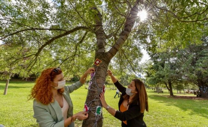 Ankara Parklarına Kadın Dokunuşu