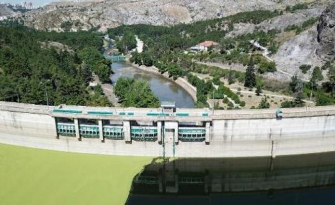 Çubuk 1 Barajı Yeni Görünümüyle Açılış İçin Gün Sayıyor