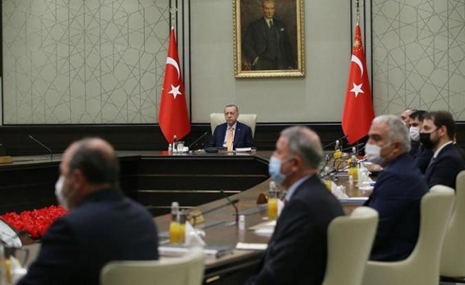 Cumhurbaşkanlığı Kabinesi Toplanıyor: Masada Kritik Konular Var!