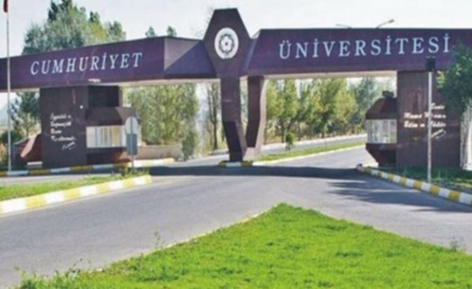 Cumhuriyet Üniversitesi Skandal İddiaya Açıklık Getirdi