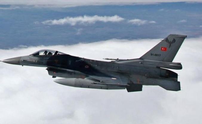 Irak'ın kuzeyinde 3 PKK'lı terörist etkisiz