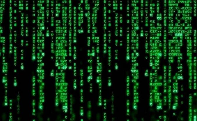 Matrix Filminin Gizemli Kodları Ortaya Çıktı!