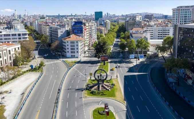 'Türkiye'de Sokağa Çıkma Yasağı Gündeme Gelebilir' İddiası!