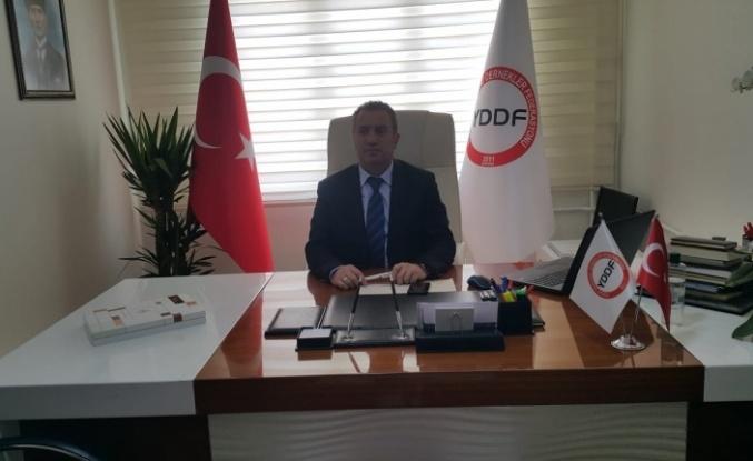 'YDDF' Yozgatlıların Başkent'teki Çağdaş Yüzü Olacak