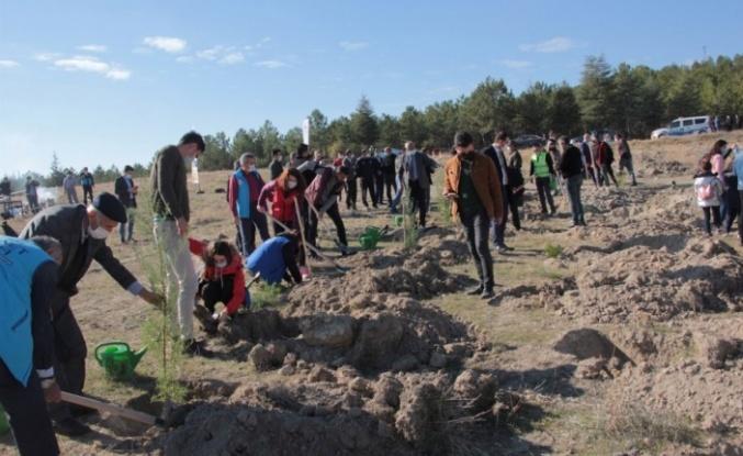 Bala'da 'Geleceğe Nefes, Dünyaya Nefes' Programı