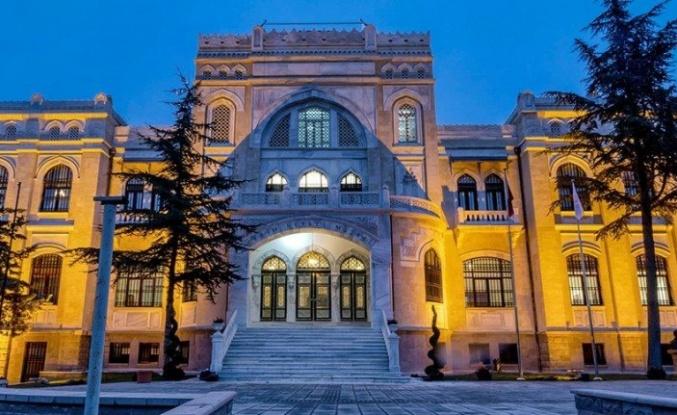 Ankara Resim ve Heykel Müzesi Ziyaretçilere Açıldı