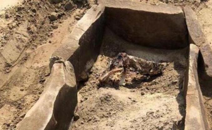 Hun Türklerine Ait Mezarlar Çin'de Bulundu