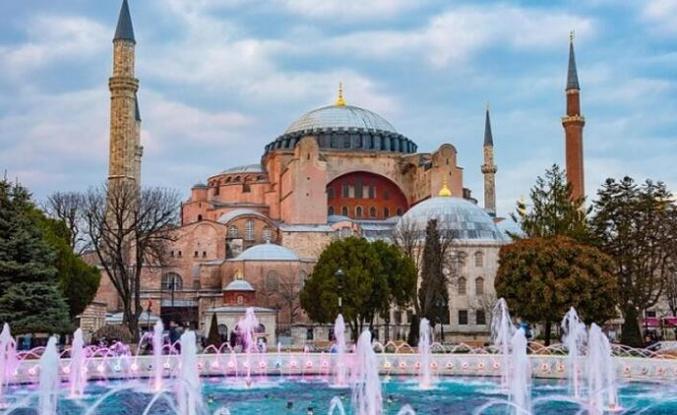 Yunanistan'dan UNESCO'ya Ayasofya mektubu