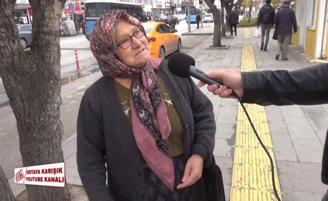 Ankaralı Nazmiye Teyze yürekleri dağladı!