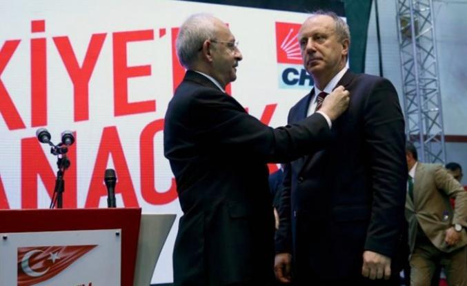 CHP'nin Son Cumhurbaşkanı Adayı Muharrem İnce'nin İstifa Tarihi Belli Oldu!