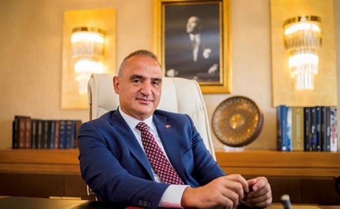 Mehmet Nuri Ersoy: Hedefimiz Nisan Ayında Turizm Sezonunu Açmak