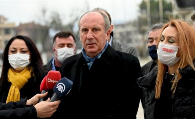 'Muharrem İnce İYİ Parti'den 10'a Yakın Vekil Alacak'