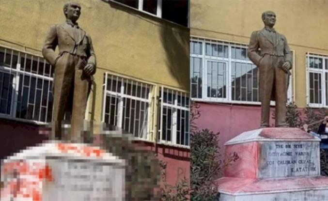 Atatürk Heykeline Alçak Saldırı: Suçlular Yakalandı mı?