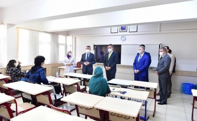 Mamak Belediyesi'nden Öğrencilere Online Sınav Desteği