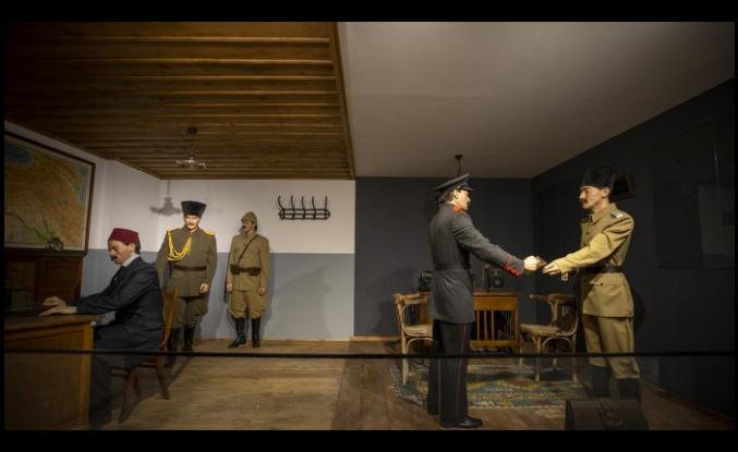 Türk Polis Teşkilatının İlk Müzesi Kapılarını Açıyor