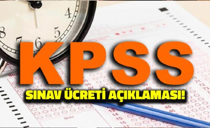 KPSS Sınav Ücreti 300 TL mi? ÖSYM'den Flaş Açıklama