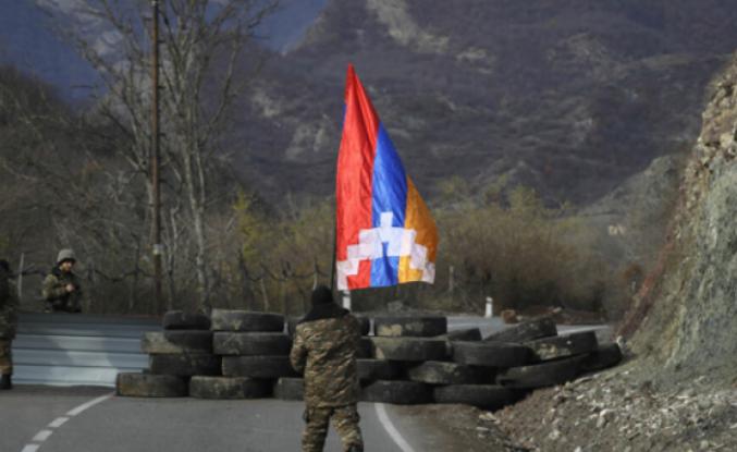 '40 Ermeni AskeriAzerbaycan Topraklarına Girdi'