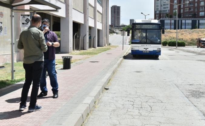 Ankara'nın Şoförlerine İşaret Dili Eğitimi Devam Ediyor