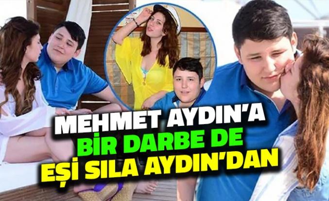 Mehmet Aydın'a Bir Darbe de Eşi Sıla Aydın'dan
