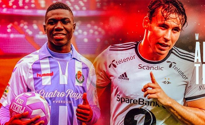 Trabzonspor İki Transferi KAP'a Bildirdi