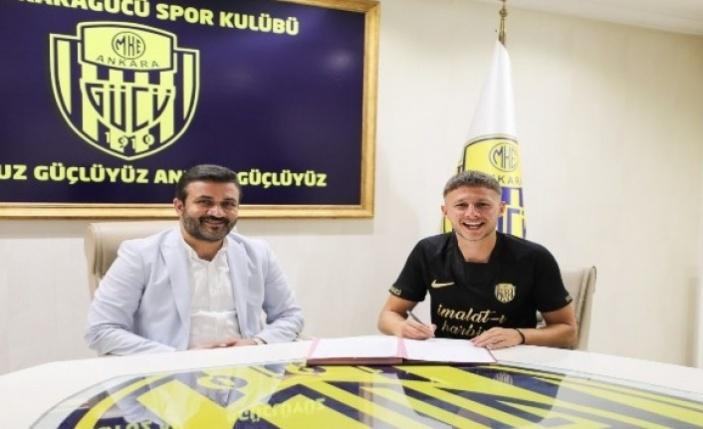Kosovalı milli oyuncu Idriz Voca Ankaragücü'nde