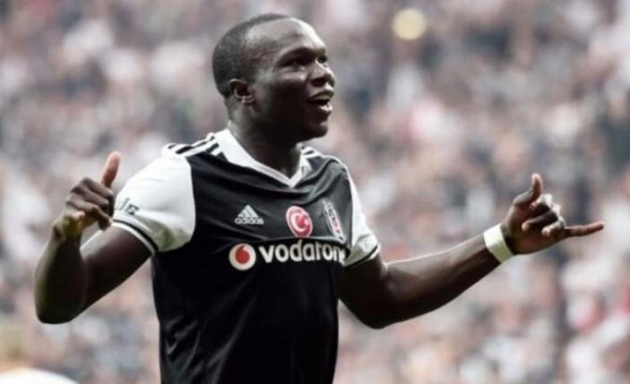 Vincent Aboubakar Beşiktaş'ta