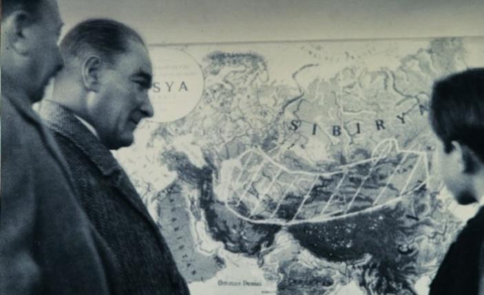 Atatürk Nahçıvan'la Komşu Olabilmek İçin İran'dan Toprak Almış