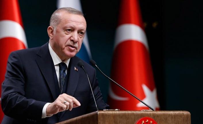 Cumhurbaşkanı Erdoğan'dan 'Preveze Deniz Zaferi' ve 'Mavi Vatan' Mesajı