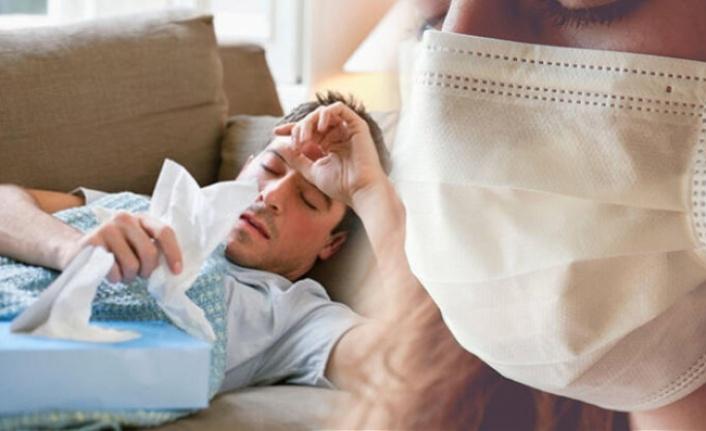 Grip ve Koronavirüse Aynı Anda Yakalananların Ölüm Riski İki Kat Artıyor