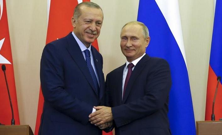 Cumhurbaşkanı Erdoğan ve Putin'den Kritik Karabağ Görüşmesi