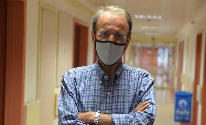 Prof. Dr. Mehmet Ceyhan'dan Mutant Virüs Açıklaması