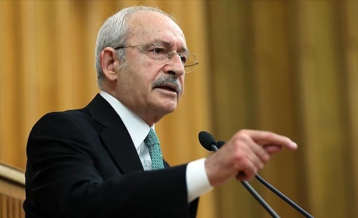 Kemal Kılıçdaroğlu: Devlet ve İçişleri Bakanı Mafya Örgütlerine Seyirci
