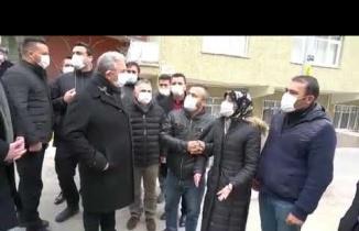 Ankara'da Temeli Kayan Bina Sakininden Mansur Yavaş'a Tepki: Nerede Bu Çankaya Belediyesi?