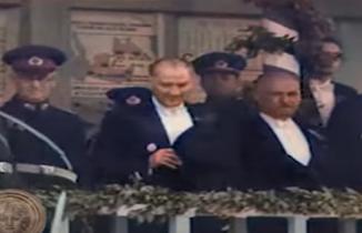 1933 Ankara'sını Renkli İzlediniz mi?